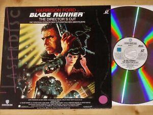 Laserdisc - Blade Runner - The Director's Cut - Deutsche Originalversion