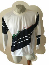 MAGLIA CALCIO ITALIA 90 VIALLI  football shirt trikot fussball jersey vintage