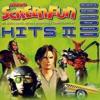Bravo Screen Fun-Hits 2 (2000) Robbie Williams, Jamiroquai, Cardigans, Ba.. [CD]
