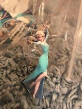 ELSA PRINCESS FROZEN FLAT BACK PLANAR RESIN X 4 Craft UK SELLER !!!FREE POST!!!