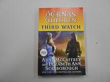 Third Watch: Acorna's Children! Anne McCaffrey and Elizabeth Ann Scarborough!ARC