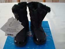 Girl Totes Waterproof, Winter Boots 8T  NIB