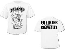 TANKARD - Freibier Für Alle - T-Shirt - Größe / Size M - Neu