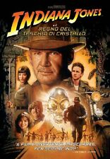 INDIANA JONES E IL REGNO DEL TESCHIO DI CRISTALLO  DISC
