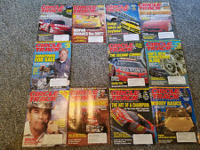 CIRCLE TRACK & Racing Technology magazines - 2001