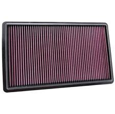 K&N 33-2432 High Perf OE Style Replacement Filter For 08-17 Dodge/Srt Viper