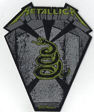 Metallica ' Pit Boss ' Woven Patch