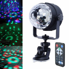 Car Club DJ Disco KTV Party RGB Crystal LED Ball Projector Stage Effect Light
