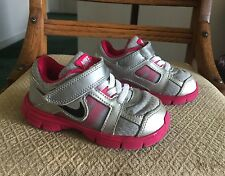 Nike Baby Toddler Girls Athletic Sneaker Shoes Size 7C