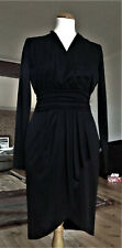 Robe Moschino noire comme neuve taille 34