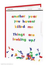 Anniversary Greetings Card Funny Humour Cheeky Novelty Joke Husband Wife