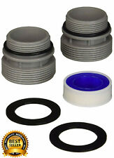Game 4560 40mm to 1 1/2 Inch Conversion Kit (For Intex & Bestway Pools) 1 Pack