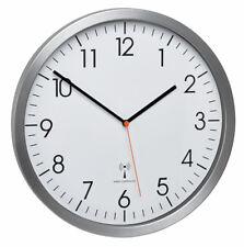Tfa 60.3527.55 Radio-Controlled Wall Clock Sweep Timepiece 305 mm Analog Radio