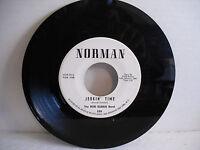 Bob Kuban Band, Jerkin Time / Turn On Your Love Light, Norman 558, 1965, DJ WLP