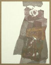 Antonio Máro Metallic Handdruck 1972 handsigniert und datiert