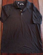 Cutter And Buck Gray  Polo Golf Dress Summertime Shirt Pullover Nice Large