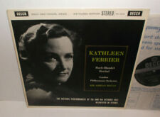 SXL 2234 Bach & Handel Arias Kathleen Ferrier London Philharmonic Boult ED1 WBG