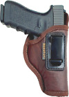 For Glock 19/23/32 (Gen 1/2/3/4/5) BROWN IWB Inside the Waistband Gun Holster