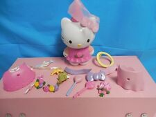 HELLO KITTY DRESS UP KITTY LOT POP ON CLOTHES & ACCESSORIES PLAY LOT PRESCHOOL