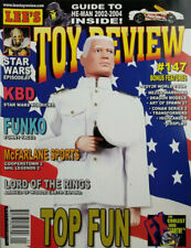 Lee's Toy Review Catalog 2005 Magazine GI Joe He-Man Guide LoTR No Label NM
