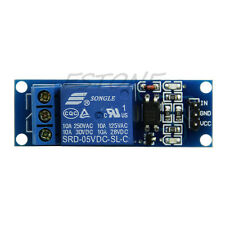 1-Channel 5V Relay Module Optocoupler High Level Trigger Expansion Board Arduino