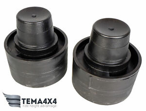 Rear coil spacers 40mm for Citroen BERLINGO 2008-present | C4 2006-2014 Lift Kit