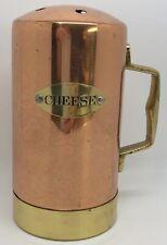 Old Dutch International ODI Copper & Brass Parm Cheese Shaker; Korea (RF959)