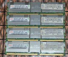 Hynix 8GB (4x2GB) PC2-5300F DDR2-667 2Rx4 REG ECC FBDIMM Ram Memory Mac Pro 1,1