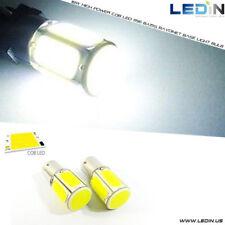 2x High Power COB LED 1156 P21W BA15s For MERCEDES Back Up Reverse Light 36W