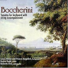 Boccherini: Sonatas for Fortepiano von Angeleri,Franco, Fr... | CD | Zustand gut