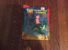 Disney Pixar Toy Story 2 Barbie Doll & Friends MIP