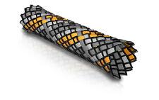ViaBlue Geflechtschlauch orange Small Meterware ( pro Meter) Sleeve