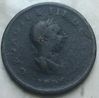 1806 Great Britain 1/2 Penny - Scratches