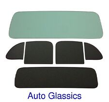 1951 1952 Ford Pickup Truck Cabover F-1 Auto Glass Kit NEW Replacement Windows