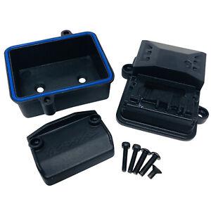 Traxxas Waterproof Receiver Box 1/10th Rally/Slash 4x4 LCG 7424 Brand New