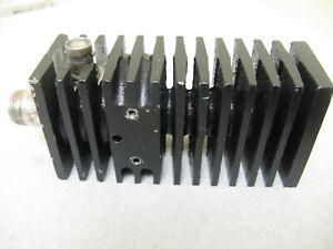 Sinclair 60W RF Dummy Load 50 Ohm N Female Termination 1GHz  W/Sample Port _ #2