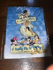 Stich And Gang Family Pin Gathering 2004 New In Package