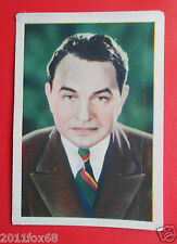 figurine actors acteurs nestle stars of the silver screen #34 edward g. robinson