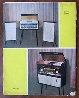 "1964 Russian Soviet Latvian technical magazine ""Science & Technology"" Radiograms"