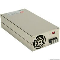 SE-600-12 MEAN WELL 12V 600W SWITCHING POWER SUPPLY