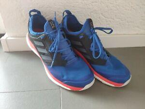 adidas Terrex Agravic XT Herren Trailschuhe Freizeit Running blau BC0420