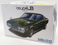 Aoshima 1/24 Scale Model Car Kit 58459 - 1977 Toyota Celica 2000GT