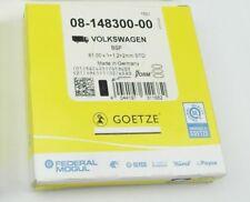 Satz Kolbenringe VW Audi 1,6 81mm 102PS ANA AHL AYD AVU ALZ BFQ BGU BSE BSF