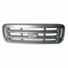 for 1999 2000 2001 2002 2003 2004 Ford Pickup_Super duty Front Grille Argent