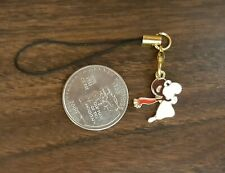 New Wwi Flying Ace Snoopy Cell Phone Charm Strap