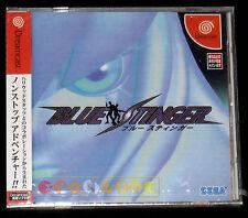 BLUE STINGER Dreamcast DC Versione Giapponeses NTSC ••••• NUOVO SIGILLATO