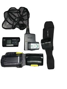 SONY HDR-AS15 Action Camcorder - Black