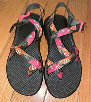 Chaco Z/2 Womens Classic Strappy Sandal Hiking Floral 8