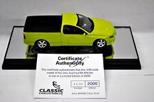 Classic Carlectables Ford BA XR8 Ute  1:43