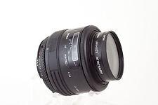 Sigma 90m F2.8 Macro Prime lens for Nikon F-Mount SLR DSLR